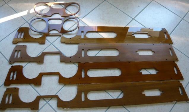 Alfa Romeo Giulia >> Volanti in legno - restauro, costruzione e rifacimento ...