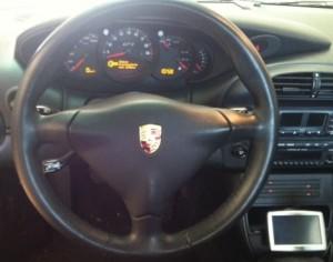 Volante Porsche 996 GT3