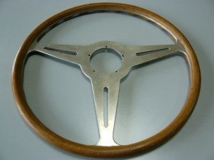 Bizzarrini steering wheel