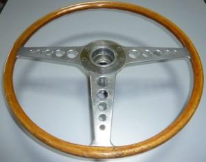Volante in legno Jaguar E Type