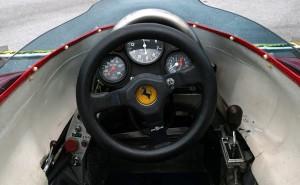 volante personal Ferrari 312 t5