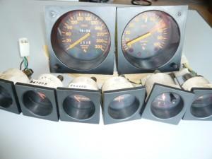 ferrari 512 bb gauges